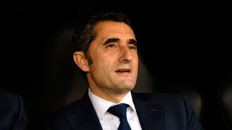 La 'guardiolada' de Ernesto Valverde en el Barcelona-Alavés