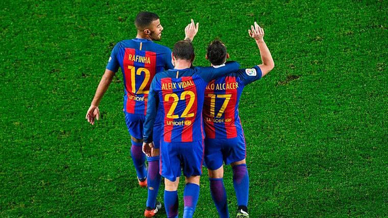 Los tres transferibles del Barça que el Real Betis quiere llevarse