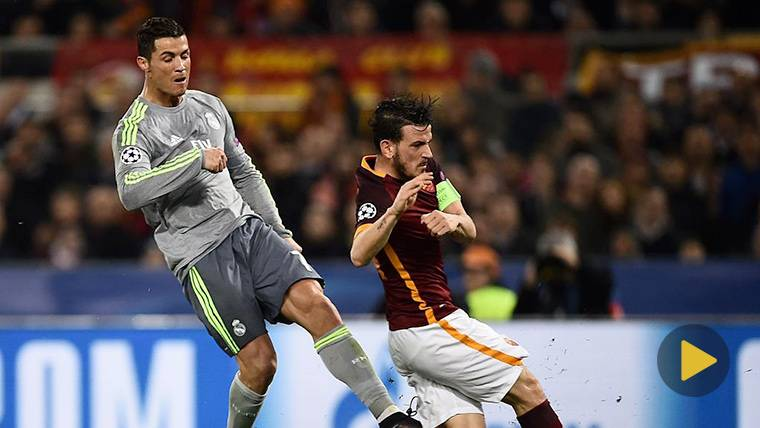 El 'zasca' de Florenzi a Cristiano Ronaldo por su llegada a Italia