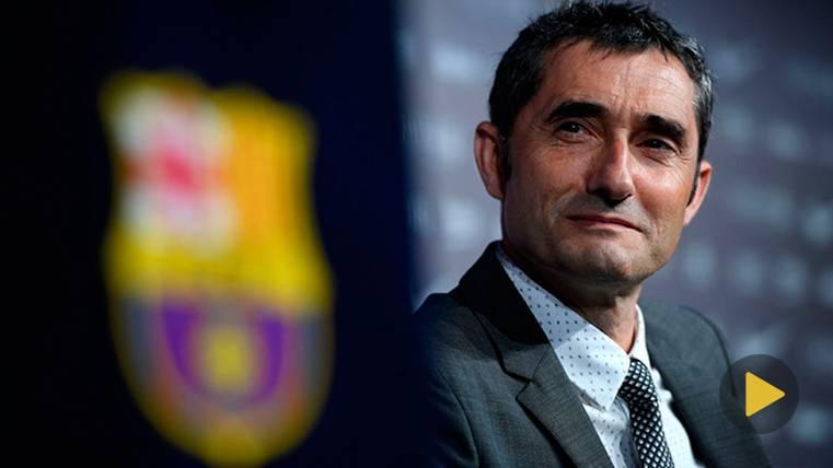 El Ernesto Valverde más directo: Sus objetivos, la Champions, la Masia, Messi...