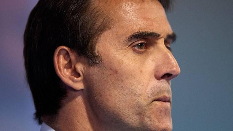 Los conflictos que Julen Lopetegui debe solucionar en el Real Madrid, línea por línea