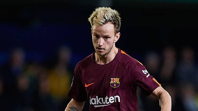Rakitic, el jugador fundamental en el centro del campo del Barça