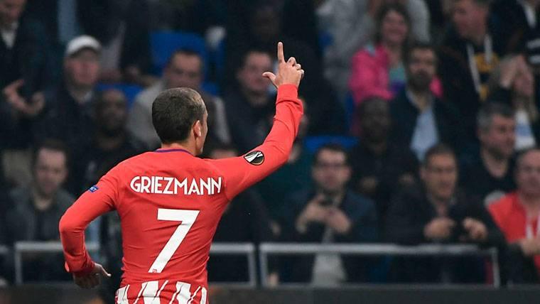 Nuevo mensaje de Griezmann sacando pecho por quedarse en el Atlético
