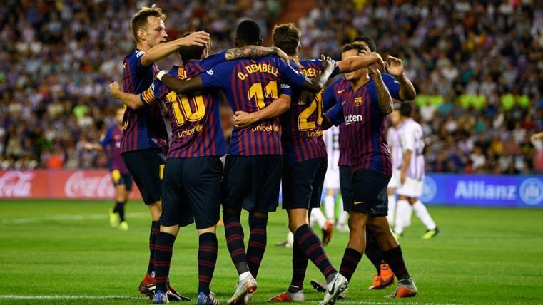 ¿Por qué el Barça sale de Valladolid con una victoria clave para LaLiga?