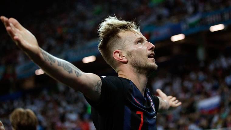 Rakitic se queda en el Barça