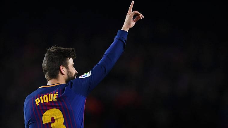 Gerard Piqué comenta la actualidad: Champions, Neymar, VAR, fichajes...