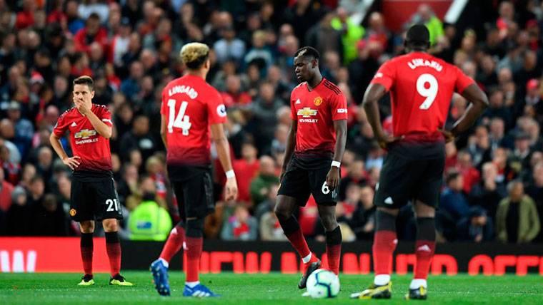 El United sigue en caída libre: la paciencia de Pogba, ¿al límite?