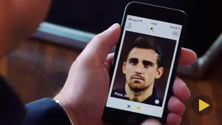 BRUTAL: El Borussia Dortmund revoluciona las redes con su original vídeo a Paco Alcácer