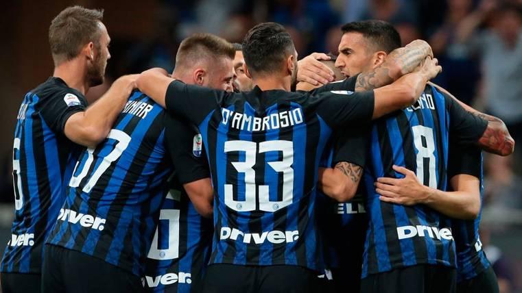 ANÁLISIS: El Inter de Milán, un rival irregular pero peligroso para el FC Barcelona