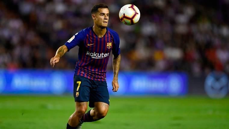Valverde juega al despiste y aprovechará todo el potencial de Coutinho