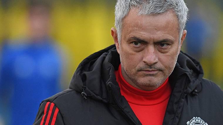 ¡Mourinho rechazó a Cristiano Ronaldo para el Manchester United!