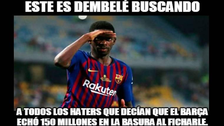Estos son los mejores 'memes' del FC Barcelona-Huesca