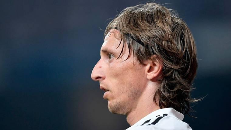 El Inter se 'salva' de la denuncia del Real Madrid por Modric
