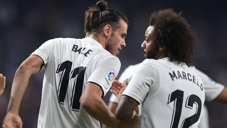 Real Madrid y Juventus planean intercambio Marcelo-Sandro