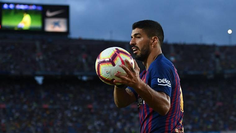 Luis Suárez asume culpas en la fatídica noche del Barça en Roma