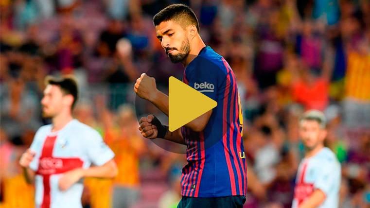 Luis Suárez da la clave para que el Barça gane de nuevo la Champions