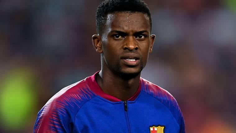 Nélson Semedo pierde minutos en el FC Barcelona de Valverde