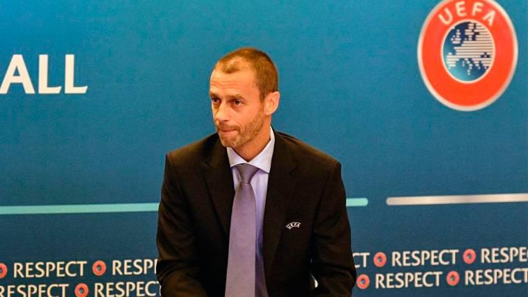 Los cuatro grandes cambios que la UEFA estudia para el fútbol europeo