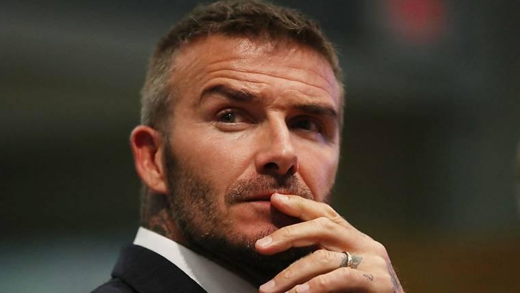 ¡Cristiano y Piqué, posibles fichajes del equipo de Beckham!