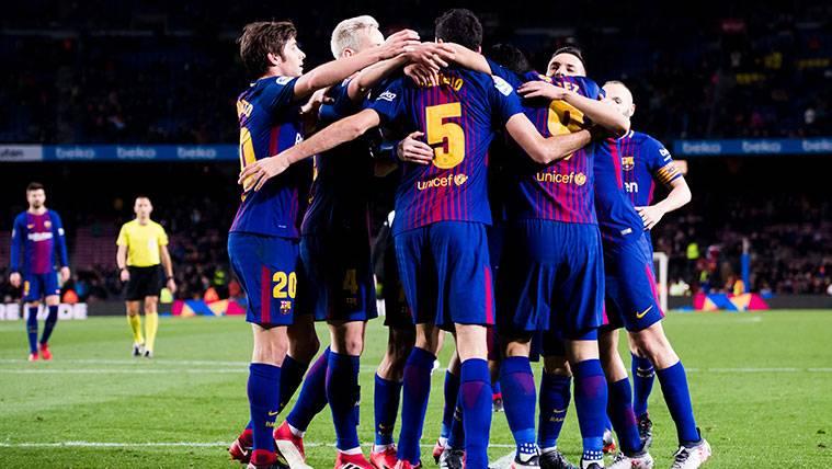 El Barça 2018-19 quiere alcanzar un récord histórico del Real Madrid