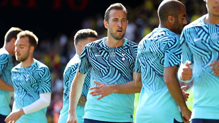 Kane lucirá zapatos dorados contra España por su Bota de Oro mundialista