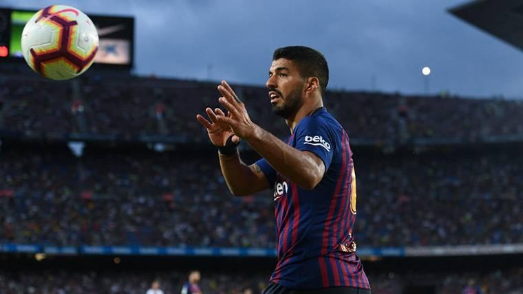 El Barça buscará un fichaje de futuro para relevar a Luis Suárez