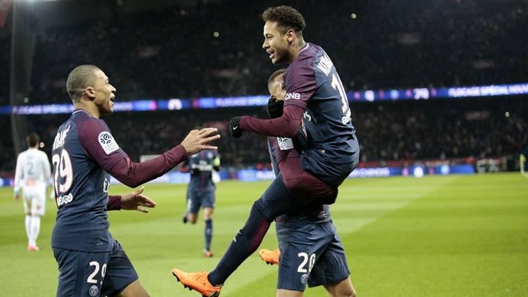 El hipotético regreso de Neymar confunde a la afición del Barça
