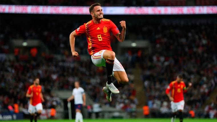 Luis Enrique se estrena con victoria: España se impone en Inglaterra (1-2)