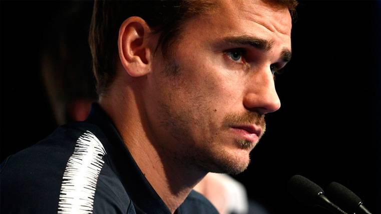 Griezmann quiere acabar su carrera en la MLS... y con Beckham