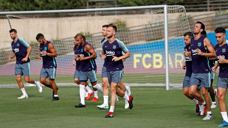 El FC Barcelona extrema las precauciones para evitar más lesionados