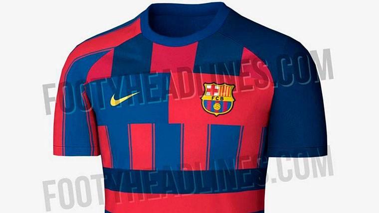 El FC Barcelona desmiente la filtración de la camiseta 2019-20
