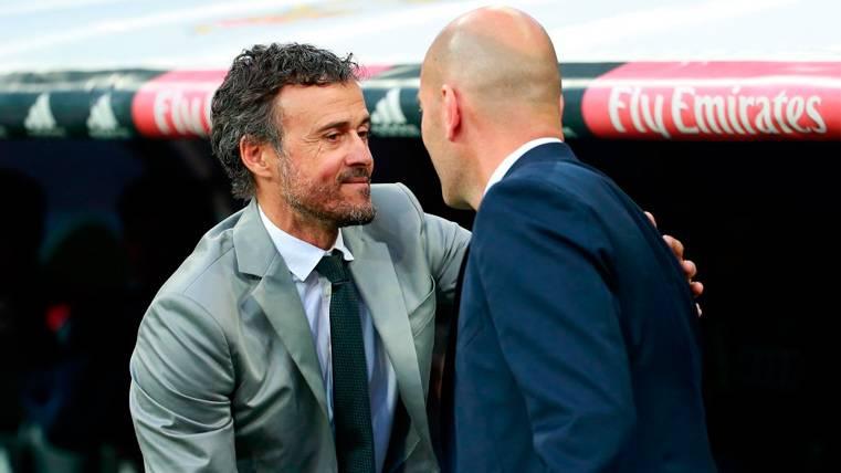 El discurso de Luis Enrique sobre Ceballos que deja señalado a Zidane