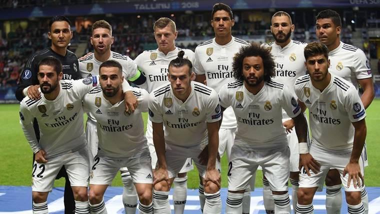 Las figuras que quiere Zidane