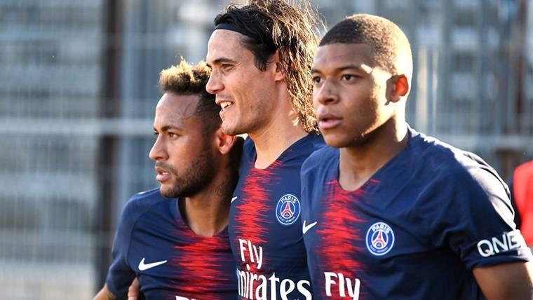 El Real Madrid tenía listos 372 millones para Neymar o Mbappé