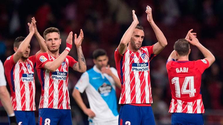 El Barça conserva opción preferencial por Saúl Ñíguez