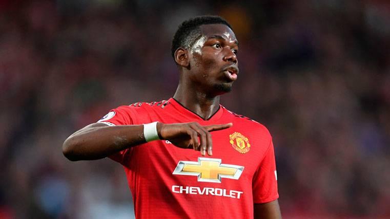 En el Manchester United ya abren la puerta de salida a Paul Pogba