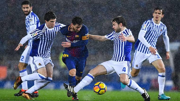 La Real Sociedad los peligros que encierra para el Barça