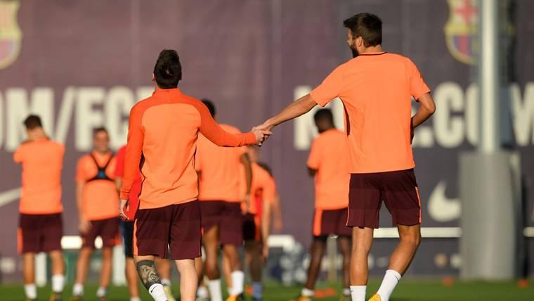 El once titular del Barça, más fresco que nunca tras el parón