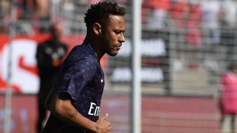 André Cury también niega la polémica sobre Neymar, el FC Barcelona y el PSG