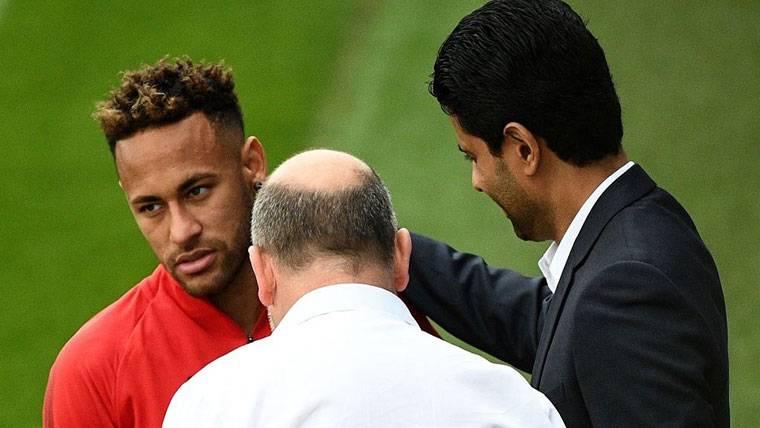 Comunicado del Barça sobre la polémica con Neymar y Cury