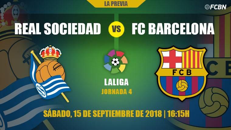 El Barça, contra la historia y el virus FIFA ante la Real Sociedad