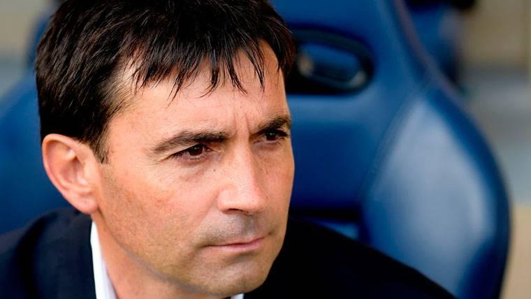 El 'dardo' de Garitano, técnico de la Real Sociedad, al Barça