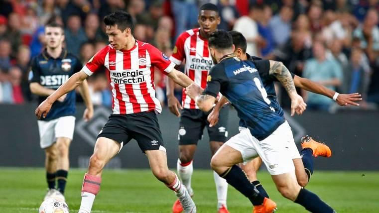 Así les fue a los rivales de Champions: Goleada del PSV antes de visitar el Camp Nou