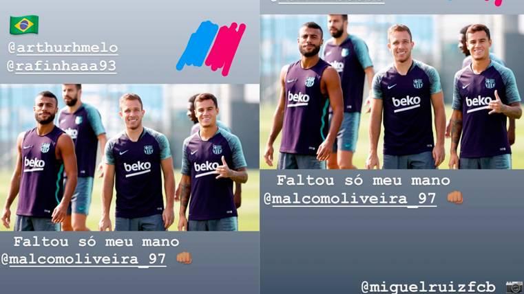 Coutinho no sólo brilla en el campo, es pieza clave en el vestuario del Barça