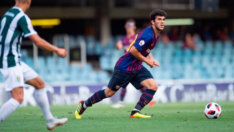 Aleñá asegura que pronto será un 'fichaje' para el primer equipo del Barça