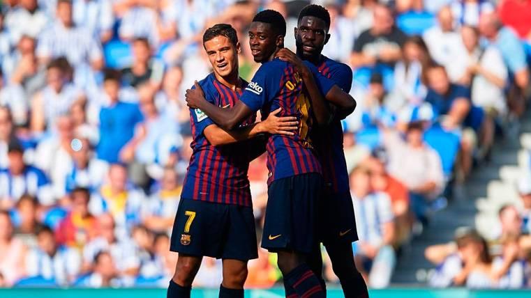 Philippe Coutinho, arma y amuleto del FC Barcelona para la Champions