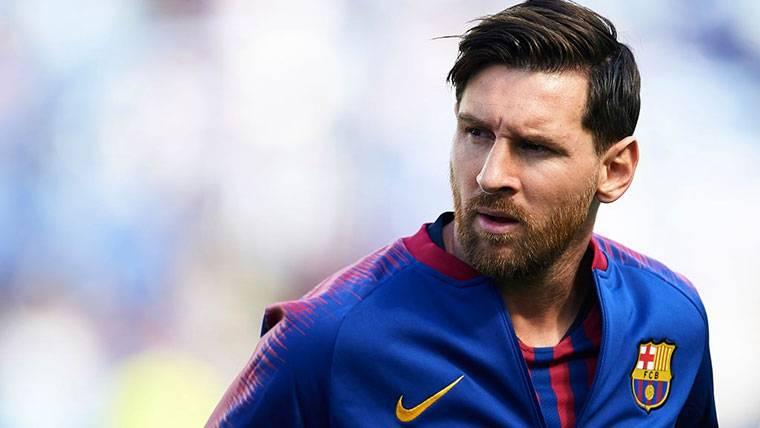El Barça y la promesa de Messi: A por la Champions League