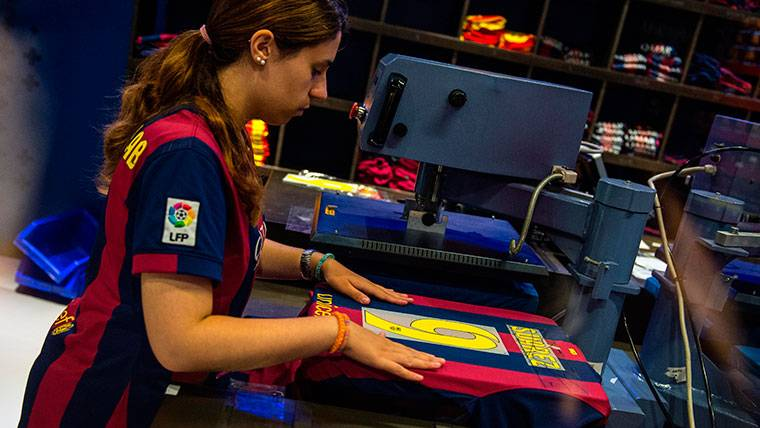 Sale a la luz la camiseta del Barça de la 2019-20 con cambios revolucionarios
