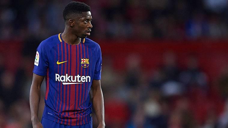 Ousmane Dembélé logra el pleno: Ha marcado en todas las competiciones del Barça