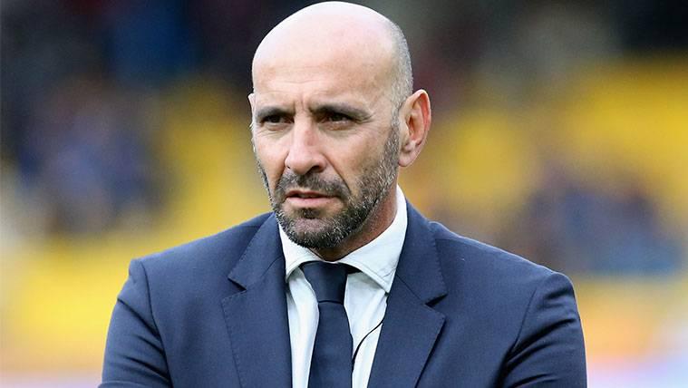 Monchi, tranquilo frente a los rumores que le sitúan en el FC Barcelona